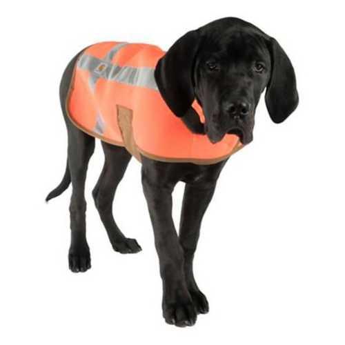 Carhartt Safety Orange Dog Vest