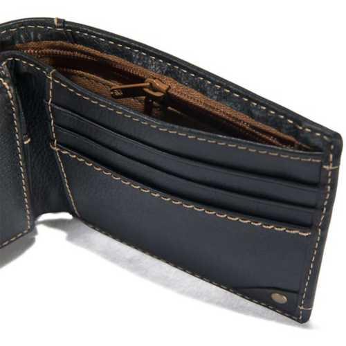 Men's Carhartt Milled Pebble Passcase Wallet