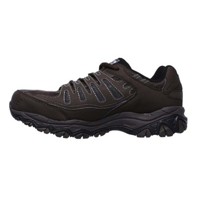 Men's Skechers Crankton Steel Toe Shoes