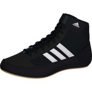 Grade School Boys' adidas HVC 2 Laceup Wrestling Shoes
