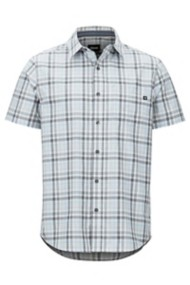 Men's Marmot Meeker Button Down Short Sleeve Shirt