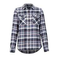 Women's Marmot Bridget Midweight Flannel Long Sleeve Shirt