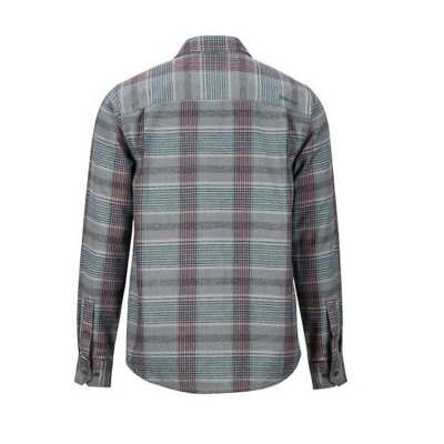 Men's Marmot Del Norte Midweight Flannel Long Sleeve Shirt