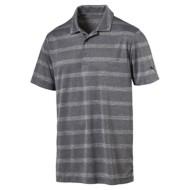 Men's PUMA Pounce Stripe Golf Polo