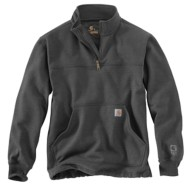 Men's Carhartt Paxton Heavyweight Quarterzip Sweatshirt