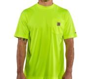 Men's Carhatt Force® Color Enhanced Short-Sleeve T-Shirt