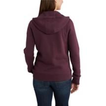 Women's Carhartt Clarksburg Full Zip Hoodie