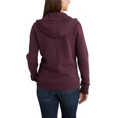 Women's Carhartt Clarksburg Full-Zip Hoodie