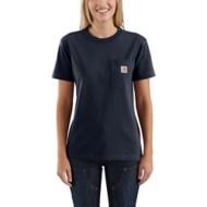 Women's Carhartt Pocket T-Shirt
