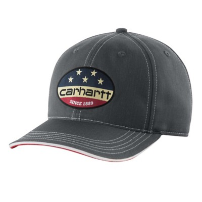 Men's Carhartt Flag Patch Cap