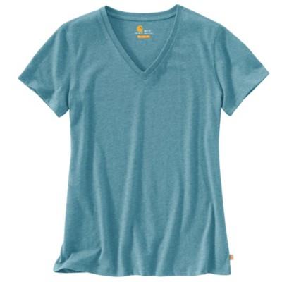 Women's Carhartt Lockhart V-Neck T-Shirt