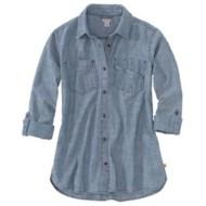 Women's Carhartt Fairview Solid Shirt