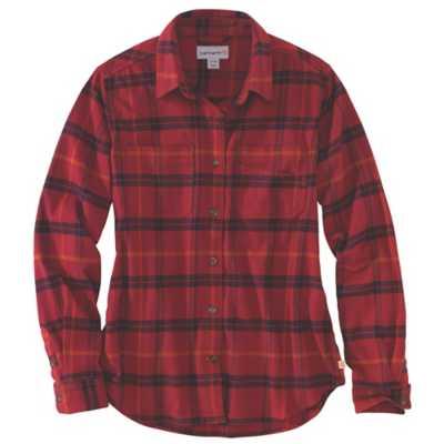 Women's Carhartt Rugged Flex Hamilton Shirt