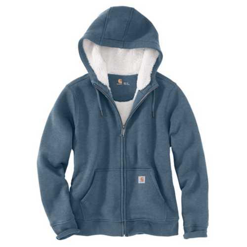Women's Carhartt Clarksburg Sherpa Lined Hoodie Sweatshirt