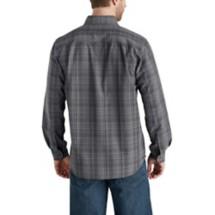 Men's Carhartt Ford Plaid Long Sleeve Shirt