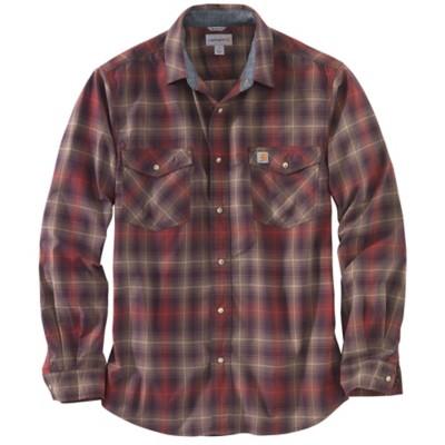 Men's Carhartt Rugged Flex Bozeman Long Sleeve Shirt