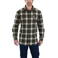 Men's Carhartt Hubbard Plaid Shirt