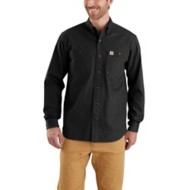 Men's Carhartt Rugged Flex Rigby Long Sleeve Shirt