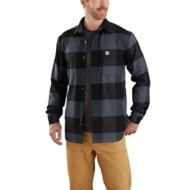 Men's Carhartt Rugged Flex Hamilton Fleece Lined Shirt