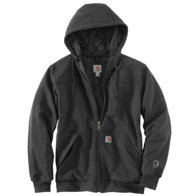Men's Carhartt Rain Defender Rockland Quilt-Lined Zip Hoodie