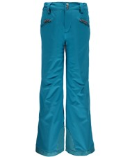 Youth Girl's Spyder Vixen Athletic Snowpants