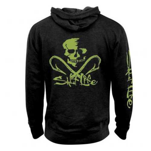 Men's Salt Life Skull & Hooks Hoodie