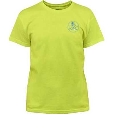 Youth Salt Life Skull and Hooks T-Shirt