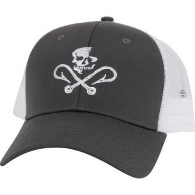 Salt Life Skull and Hooks Mesh Hat