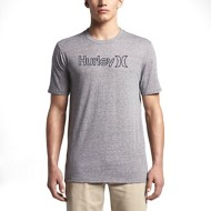 Men's Hurley One and Only Outline T-Shirt