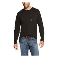 Men's Ariat Rebar Workman Long Sleeve Shirt