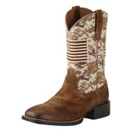 Men's Ariat Sport Patriot Western Boots