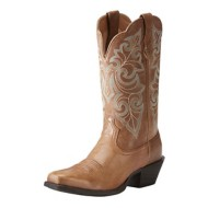 Women's Ariat Round Up Square Toe Western Boot