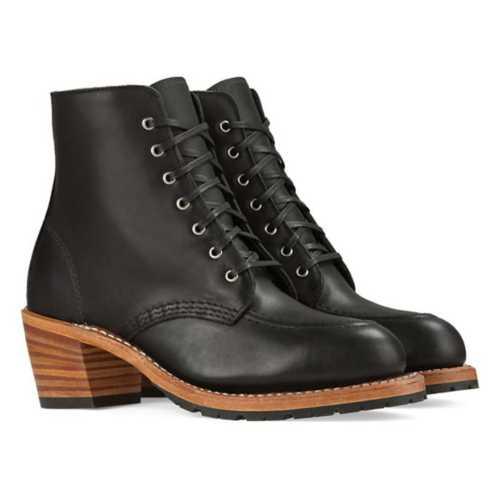 Black Boundary Leather