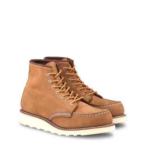 Honey Chinook Leather