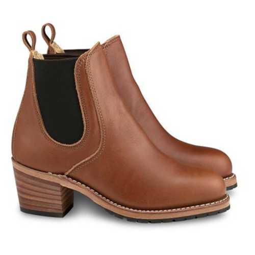Pecan Boundary Leather