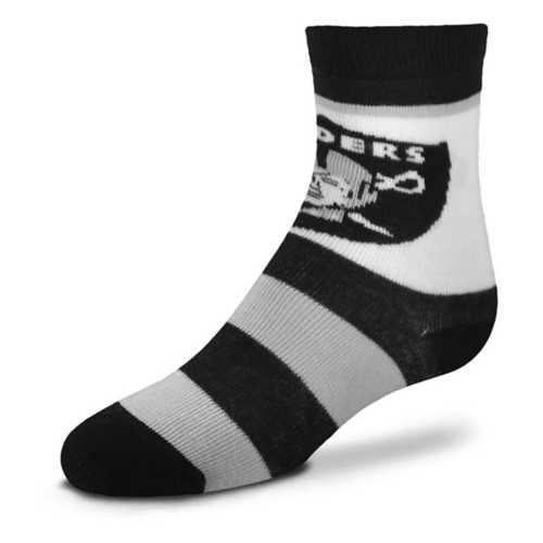 For Bare Feet Toddler Las Vegas Raiders Rugby Socks