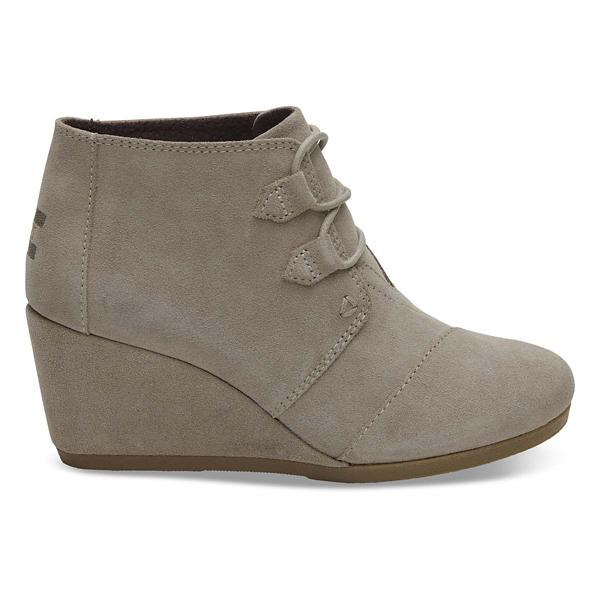 3ede5a70bf3 Women s TOMS KALA Wedge Booties