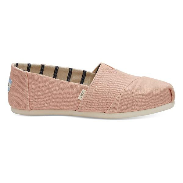 280fda95ccf Coral Pink Heritage Tap to Zoom  Women s TOMS Venice Alpargata Slip On  Shoes Tap to Zoom  BLACK CHERRY