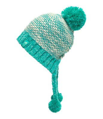 Youth Girls' The North Face Flecka Earflap Beanie