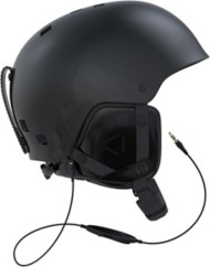 Adult Salomon Brigade Audio Helmet