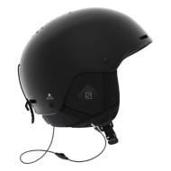 Men's Salomon Brigade+ Audio Ski Helmet
