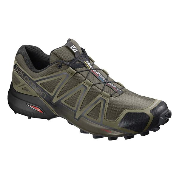 check-out 31929 6e4db Men's Salomon Speedcross 4 Trail Running Shoes