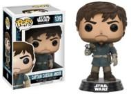Funko Pop! Star Wars Rogue One - Captain Cassian Andor