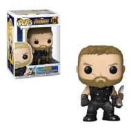 Funko POP! Marvel: Avengers Infinity War-Thor