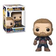 Funko POP! Marvel: Avengers Infinity War-Captain America