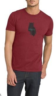 Men's prAna Journeyman T-shirt Night Owl T-Shirt