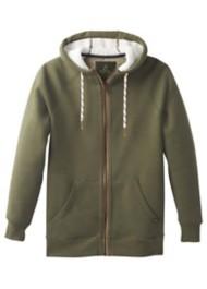 Men's prAna Lifestyle Full Zip Sweatshirt