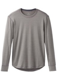 Men's prAna Pratt Long Sleeve Shirt Crew