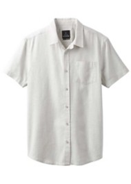 Men's prAna Ecto Chevron Short Sleeve Shirt