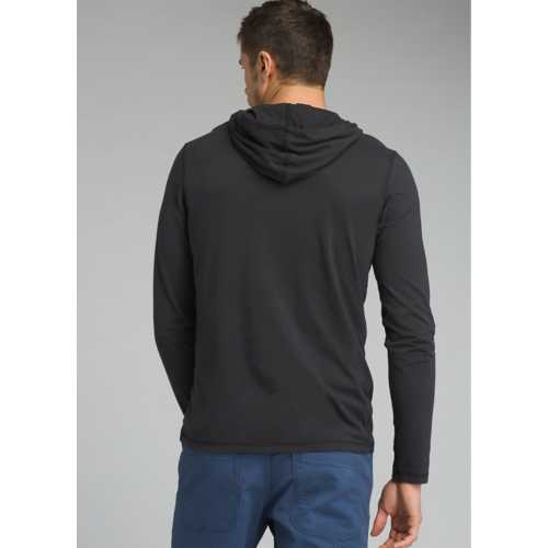 Men's prAna Hooded Long Sleeve Shirt